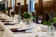 Classic Autumn Nuptials in the Windy City on Borrowed & Blue.  Photo Credit: Dawn E. Roscoe Photography