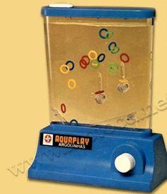 ...ter achado o aquaplay a coisa mais parecida com um video game Atari, antes de ter tido um.