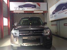 Mitsubishi Pajero #ALBLeasing Mitsubishi Pajero, Vehicles, Face, Autos, Branding, Car, Vehicle, Faces, Facial