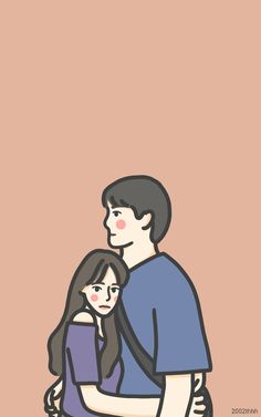 Cute Couple Wallpaper, Wallpaper Iphone Cute, Anime Couples, Cute Couples, Love Cartoon Couple, Beautiful Landscape Wallpaper, Aesthetic Photography Grunge, Animated Love Images, Best Friend Photos
