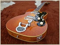 TK Smith Custom Guitar