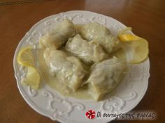 Great recipe for Greek Stuffed Cabbage Leaves (Lahanodolmades). A simple traditional dish Recipe by golfo Greek Dinners, Using A Pressure Cooker, Greek Cooking, Pork Dishes, Greek Recipes, Different Recipes, Love Food, Cooking Recipes, Pork Recipes