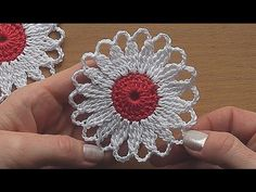 Crochet Flower Motif Step by Step - Tutorial - Page 2 of 2 - ilove-crochet