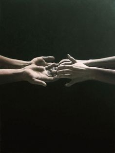 Truls Espedal  There is no forever. Acrylics on canvas, 2009, 80x60 cm