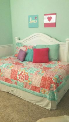 Diy Daybed Using Queen Size Headboard