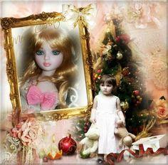 Amelie An Old Fashioned Christmas Ellowyne Wilde ~