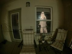 Woah caught a #ghost on camera  #gopro #pixelstick #halloween