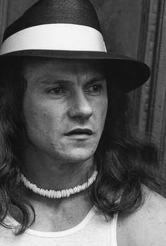 Harvey Keitel in Taxi Driver, 1976.