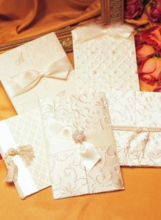hannah handmade Wedding invitations, response cards and thank you notes #LuxBride
