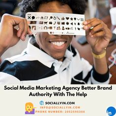 Social Media Agency - The Best Marketing & Advertising Solutions Social Media Marketing Agency, Influencer Marketing, Marketing And Advertising, The Help, How To Become, Encouragement, Things To Come, Promised Land, Author