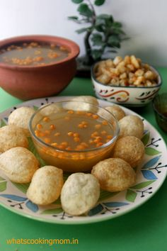 golgappe ka paani - made with raw mangoes, indian, Chaat, snacks