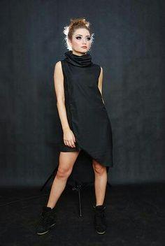Monica tulip dress