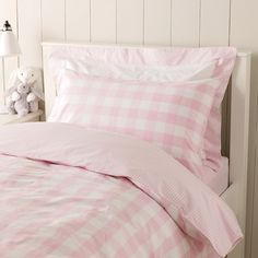 Gingham Bed Linen Collection | Children's Bed Linen | The White Company US