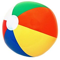 """Set of 12 Inflatable Beach Balls Size 12"""". This Beach Balls are the Best Choice as Party Supplies for Pool Party,Birthday Party and as Pool Toys or Beach Toys.Boost the Mood of your Party Right Now! Sunny Balls http://www.amazon.com/dp/B011ABGP42/ref=cm_sw_r_pi_dp_FXsOvb1TGG1EK"""