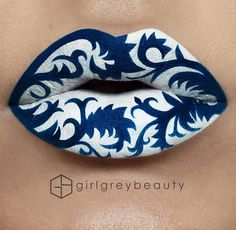 Lip art | Pininterest: kriskeyi/art inspiration ideas