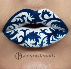 Lip art | Pininterest: kriskeyi/art inspiration ideas