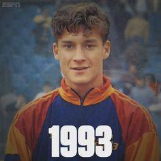 786 AS Roma appearances 307 goals 25 seasons 1 legend  Farewell, Francesco Totti.