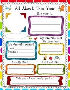 1000+ ideas about Kindergarten Memory Books on Pinterest ...