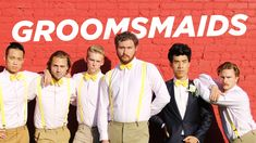VIDEO | If Groomsmen Were Bridesmaids - Always the groomsman. Never the groom. This is what guys think bridesmaids act like.
