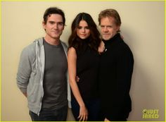 selena gomez billy crudup rudderless sundance portraits 03 Selena Gomez looks super sleek while posing for portraits to promote her new film Rudderless during the 2014 Sundance Film Festival on Monday afternoon (January…