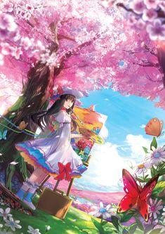Sakura Sakura by futarinokizuna.deviantart.com on @DeviantArt