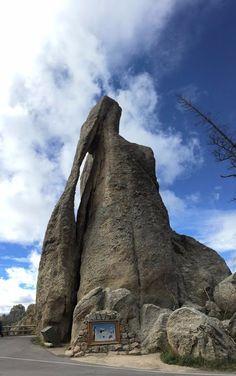 Needles Eye, Custer, South Dakota on Needles Highway - fantastic drive!