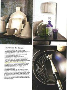 Il nostro wok in ghisa su Sale&Pepe wedding - aprile 2014 @Le Creuset Italia #food #wok #design #wedding