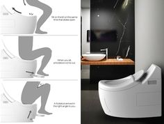 The Sliding Lid Loo | Yanko Design