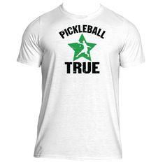 "Pickleball True ""RockStar"" Performance Shirt - Men's"
