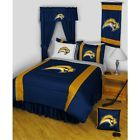 Buffalo Sabres Comforter Twin NHL Hockey Sidelines Bedspread Bed Room