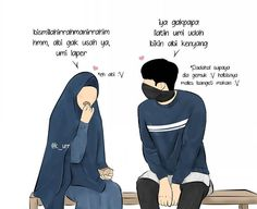 Muslim Couple Quotes, Cute Muslim Couples, Muslim Quotes, Hijrah Islam, Islam Marriage, Beautiful Islamic Quotes, Islamic Inspirational Quotes, Text Quotes, Mood Quotes