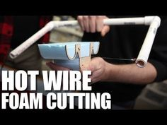 ▶ Flite Test - Hot Wire Foam Cutting - YouTube
