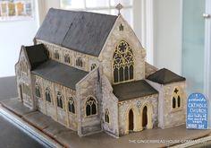 #HerneBay catholic church in gingerbread
