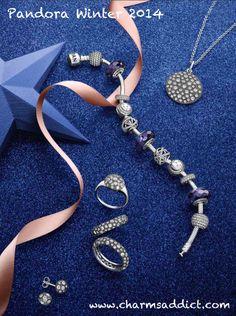 Pandora Winter 2014 Jewelry Preview