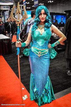 Mermista from She-Ra costume