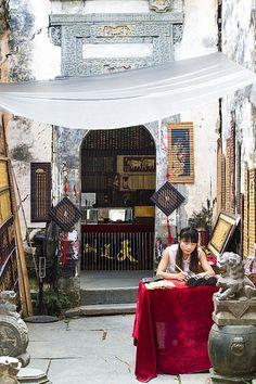 Office . Jiangxi Province, China