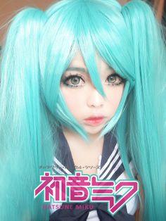 Hatsune Miku wig