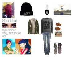"""""""Vedetta"""" by meganwillard ❤ liked on Polyvore featuring art"""