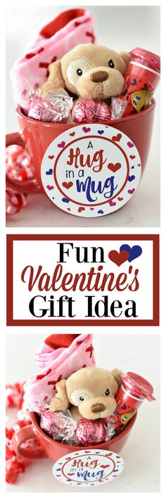 Fun Valentine's Day Gift Idea for kids