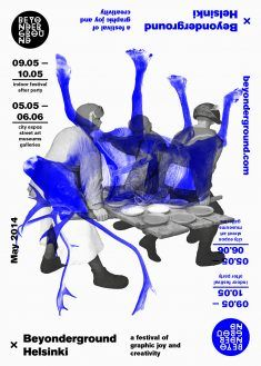 Visual identity for Beyonderground, a Graphic Design Festival in Helsinki (in co-operation with Werklig) Poster Design, Graphic Design Posters, Graphic Design Inspiration, Book Design, Typography Design, Layout Design, Print Design, Branding Design, Illustration Design Graphique