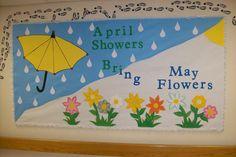 April/May Bulletin Board