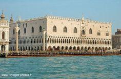 Italie - Le palais des doges