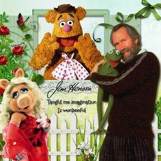 Jim Henson Taught Me Imagination Is Wonderful