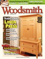 Woodsmith Back Issues