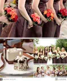 Brown Weddings