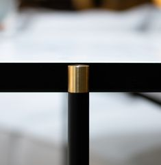 Shiny brass details on modern Dining Table designed in Denmark by Emil Thorup. Danish design, modern home, marble table, hygge, Nordic minimalism. Nordic Furniture, Scandinavian Furniture, Dining Table Design, Modern Dining Table, Nordic Living, Black Marble, Hygge, Denmark, Interior Inspiration
