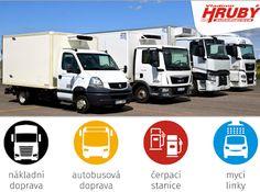 Autodoprava Hrubý Vladimír – Sbírky – Google+ Recreational Vehicles, Trucks, Google, Camper Van, Truck, Campers, Rv Camping, Cars
