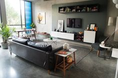 House Tour: A Southern Eclectic Minimal Home in Atlanta | Apartment Therapy