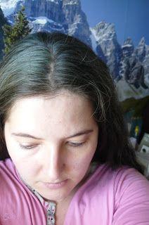 Mon évolution capillaire henné N°2