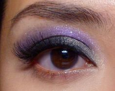 Spring Night: Smoky Duochrome Eye (all drugstore products!)